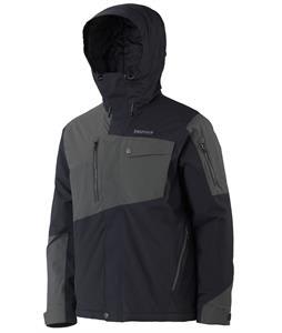 Marmot Tram Line Ski Jacket Black/Slate Grey