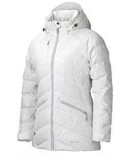 Marmot Val D'sere Ski Jacket White