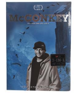 Matchstick Mcconkey Ski DVD/Bluray Combo