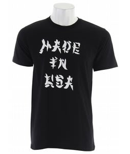 Matix American Made T-Shirt Black