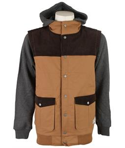 Matix Asher Bedford Fleece Rubble