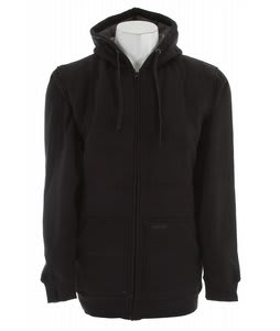 Matix Asher Classic Hoodie Black