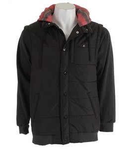 Matix Asher Deacon Jacket Black