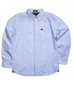 Matix Bailey L/S Shirt Blue