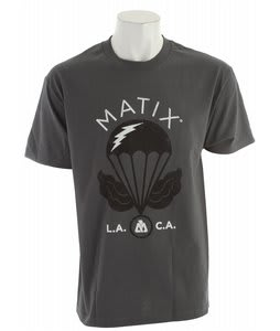 Matix Brigade T-Shirt Charcoal