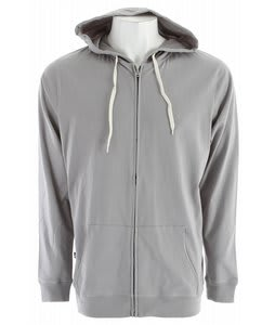 Matix Builders 11 Zip Hoodie Grey