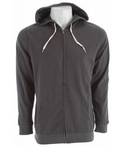 Matix Builders Zip Hoodie Charcoal