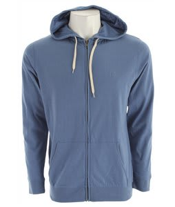 Matix Builders Zip Hoodie Slate Blue
