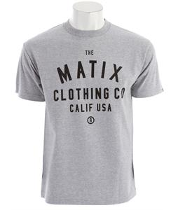Matix Calif T-Shirt Athletic Heather