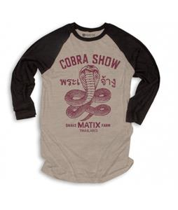 Matix Cobra Show T-Shirt Black