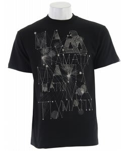 Matix Constellation T-Shirt Black
