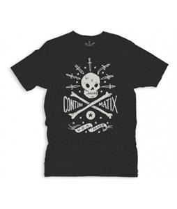 Matix Contino T-Shirt Black