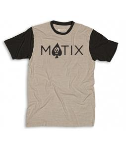 Matix DC F14 T-Shirt Natural