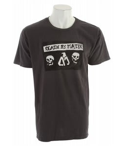 Matix Death By T-Shirt Pirate Black
