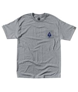 Matix Deathcard Pocket T-Shirt Heather Ash