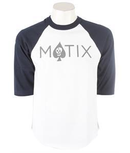 Matix Deathcard Slugger Raglan