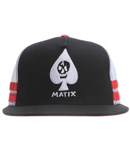 Matix Deathcard Trucker Cap Black