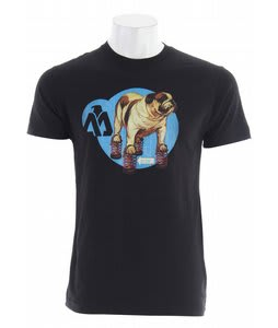 Matix Dog T-Shirt Black