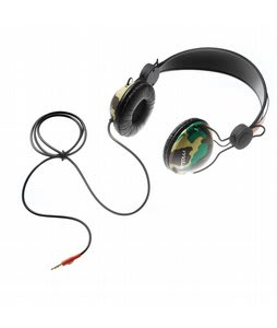 Matix Domepiece Headphones Camo/Black
