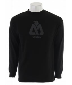 Matix Evo Vertical L/S T-Shirt Black