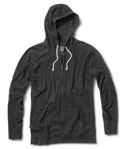 Matix Foreman Zip Hoodie Black