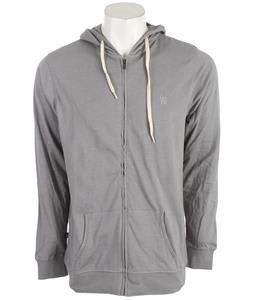 Matix Foreman Zip Hoodie Heather Grey