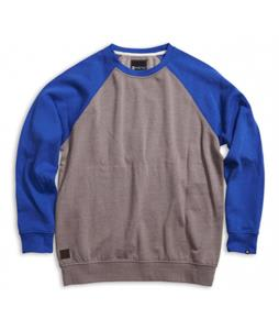 Matix Griffin Crew Sweatshirt Heather Grey