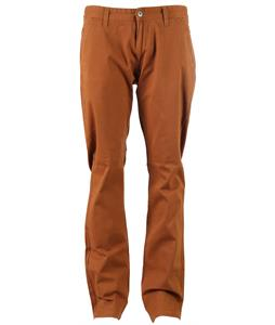 Matix Gripper Chino Pants Caramel