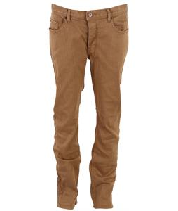Matix Gripper Jeans Wheat