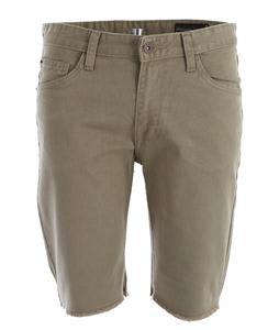 Matix Gripper Twill Shorts Khaki
