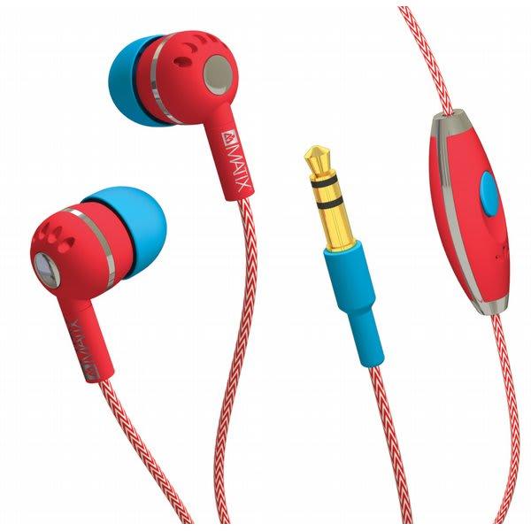 Matix Hangover w/ Mic Headphones