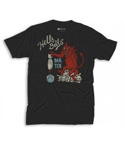 Matix Hells Bells T-Shirt Black