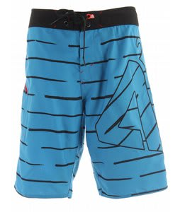 Matix Kling Boardshorts Cyan