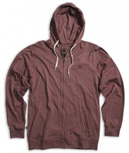 Matix Marshall Zip Hoodie Heather Cardinal