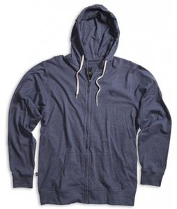 Matix Marshall Zip Hoodie Heather Indigo