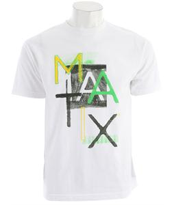 Matix Mediums T-Shirt White