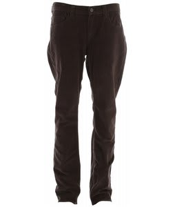 Matix Mj Cord Pants Cocoa