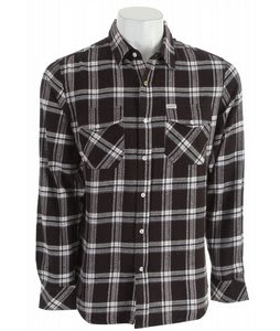 Matix Mojo Flannel Shirt White