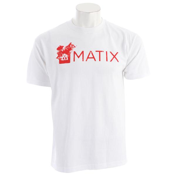 Matix Monolin Smoked T-Shirt