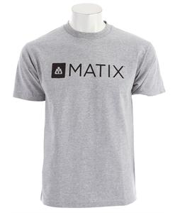 Matix Monolin T-Shirt Athletic Heather