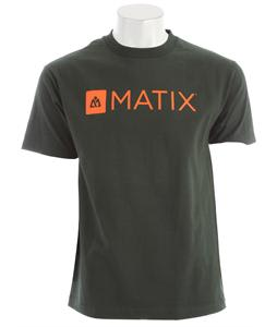 Matix Monolin T-Shirt Hunter Green