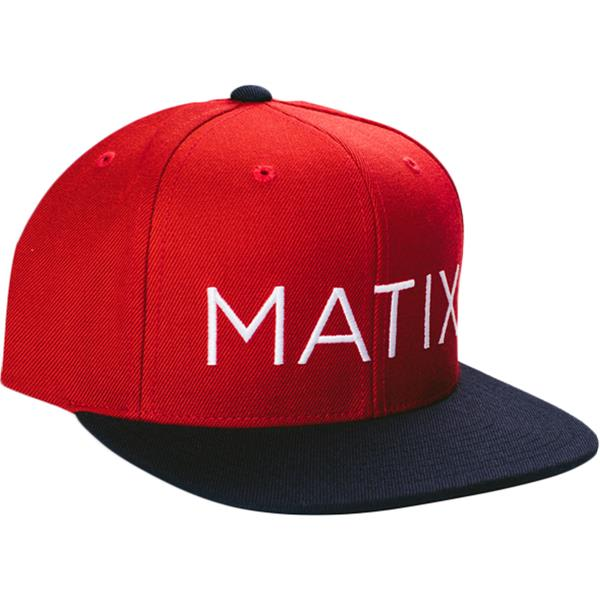 Matix Monoset Two Tone Cap