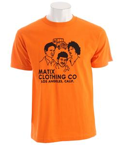 Matix Movers T-Shirt Orange