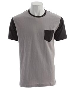Matix No League Pocket T-Shirt Grey