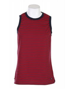 Matix Parisian Tank Red