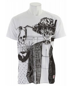 Matix Plantation Gothic T-Shirt White