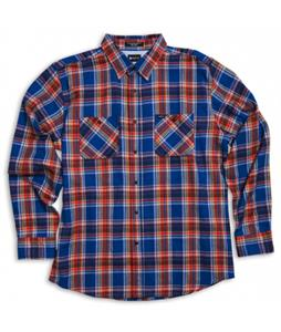 Matix Popshot Flannel Blue