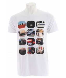 Matix Public Domain T-Shirt White