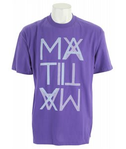 Matix Reciprocal T-Shirt Purple