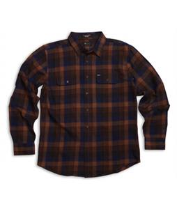 Matix Ridgeport Flannel Brown